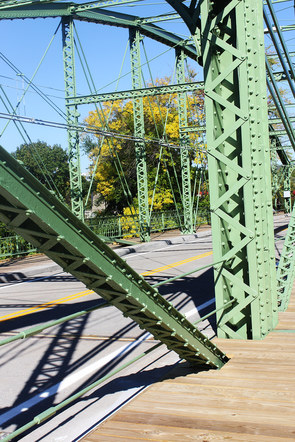 Historic So. Washington Street Bridge, Binghamton, NY