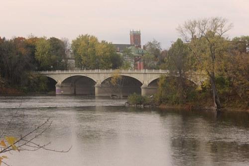 Waking Up with Binghamton- Memorial Bridge