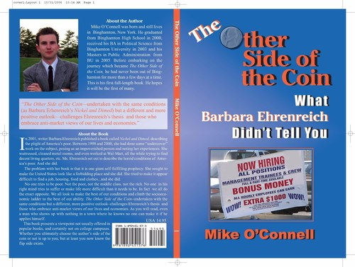 The Other Side of the Coin by Mike O'Connell