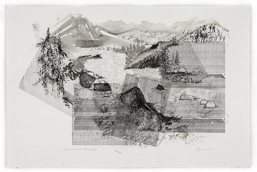OCR: White River, Mt. Rainier