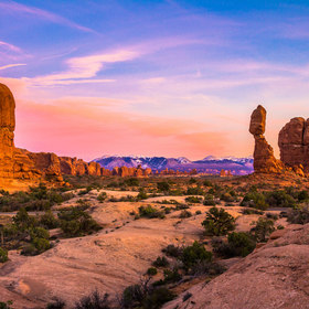 Arches & Canyons