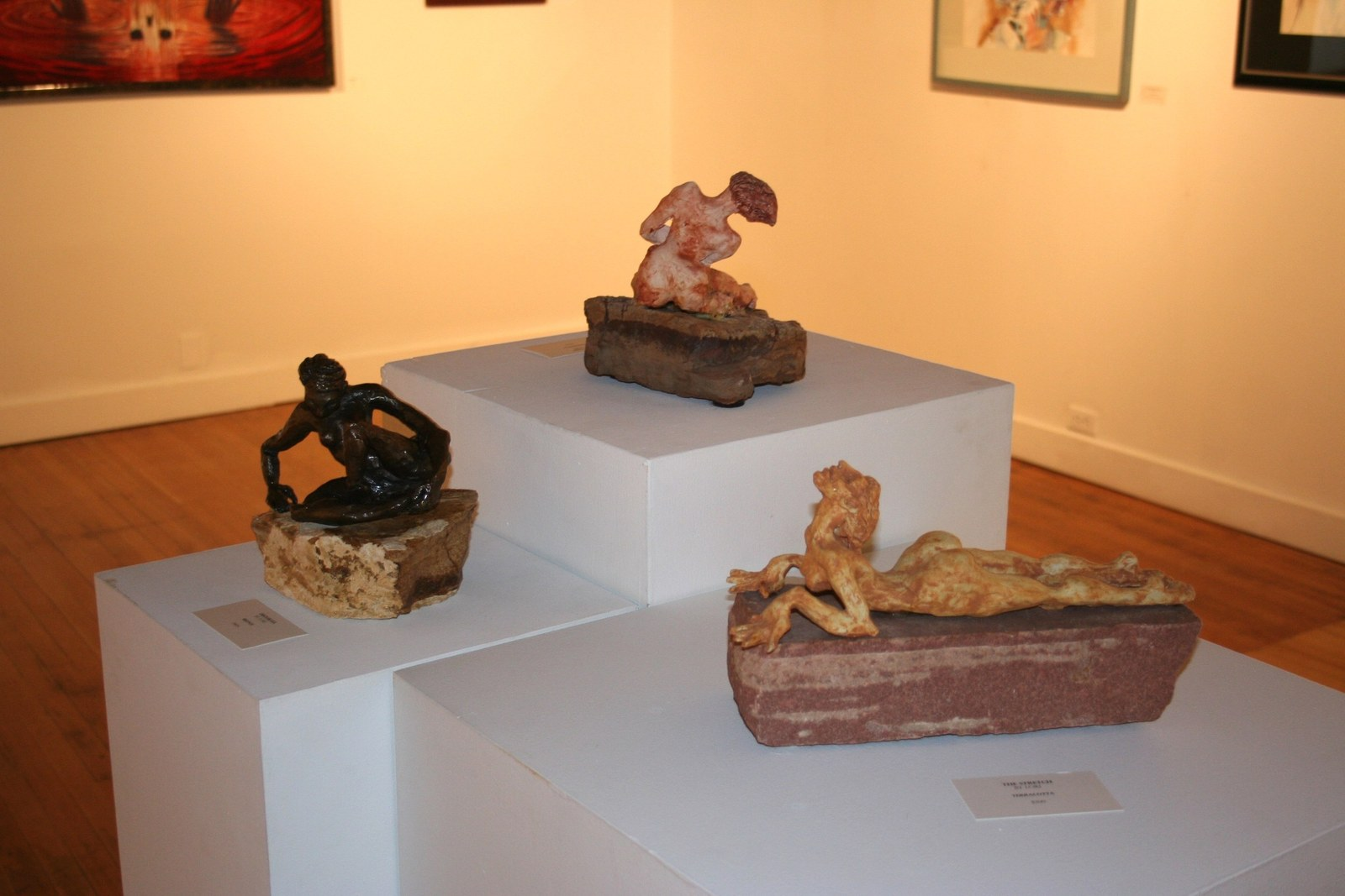 Reciprocity show at the Mitchell Museum in Trinidad Colorado
