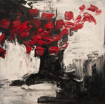 Red Blossom 1
