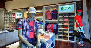 Hugo Boss, Jason Wu & Emden Multi-Brand Store Opening - Maldives October 2012
