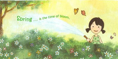 Nana's season, Spring