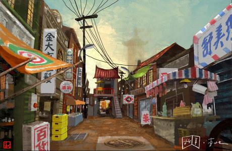 【故事・臺北】 第壹話 -『艋舺傳奇』