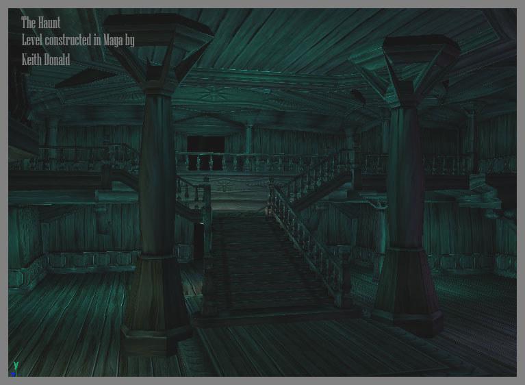 The Haunt (Screenshot)